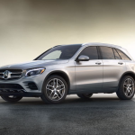 Mercedes-Benz GLC wins Motor Trend´s 2017 SUV of the Year Award