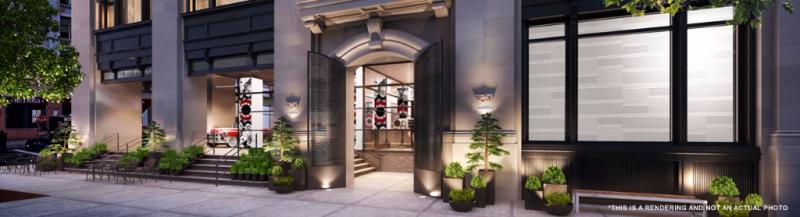 Cadillac House - NYC, Smail Blog