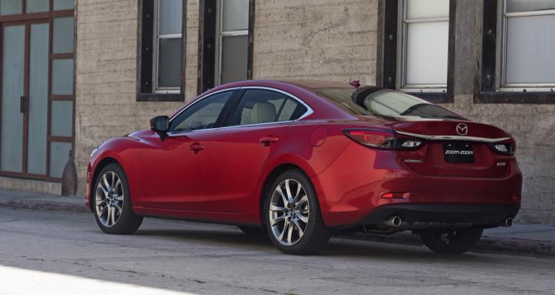 2017 Mazda6 - Smail Mazda - Greensburg PA