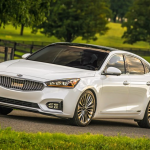 All-New 2017 Kia Cadenza: A Second-Generation Redesign