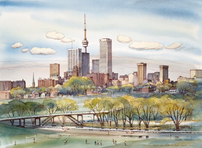 Walter J. Coucill artwork