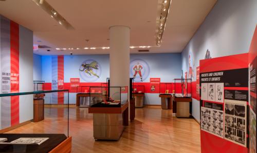 TD Gallery Alter Ego interior